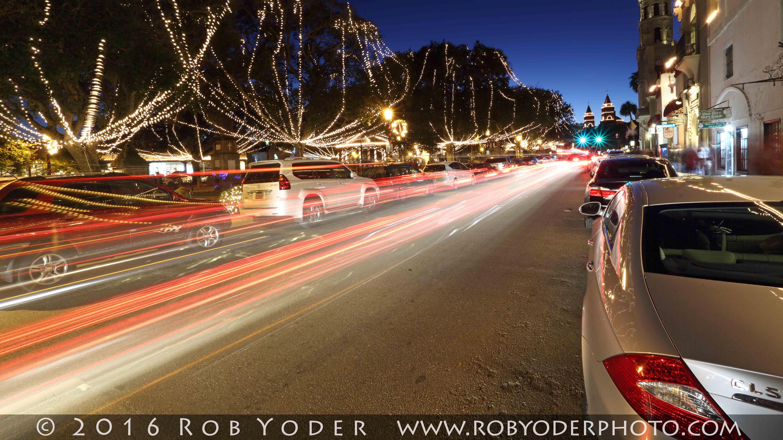 St. Augustine Night Lights