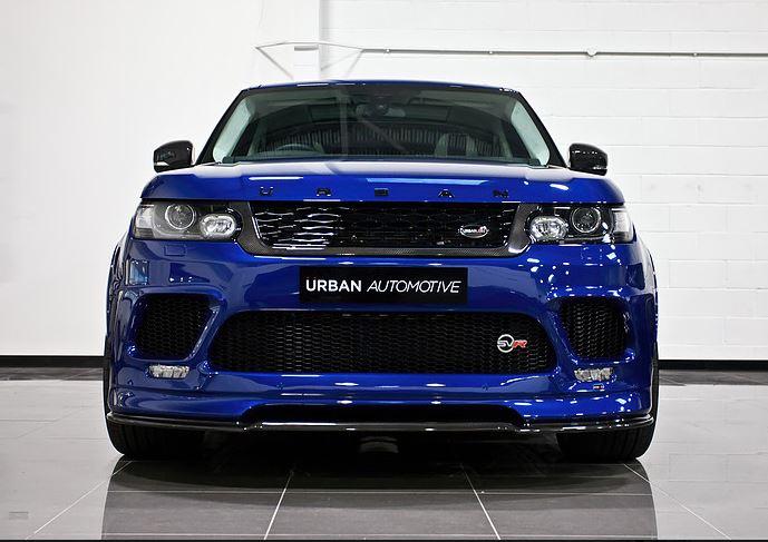 range rover custom macheene review details